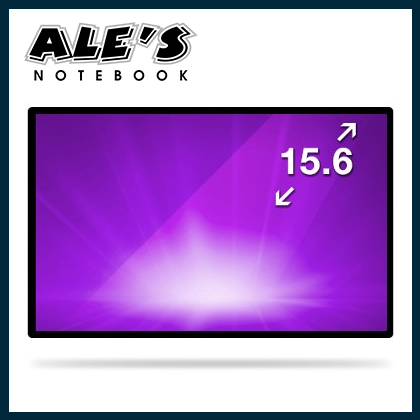 Tela de Notebook 15.6 Polegada Slim